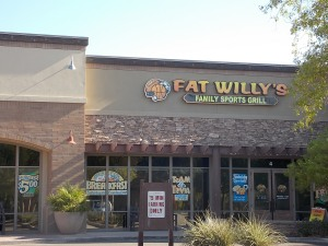 Fat Willy's Sports Grill