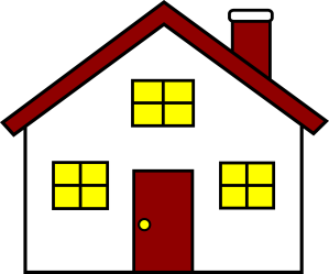 cartoon-house